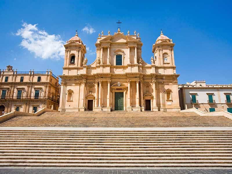 Noto - Capitale del Barocco - Cattedrale